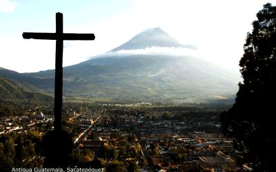 GUATEMALA, MODERNA Y COLONIAL