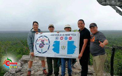 Crónica Trekking El Mirador