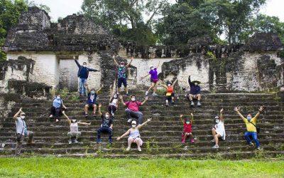 Un Viaje Por Tikal Cuna de La Civilización Maya